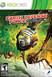 Earth Defense Force: Insect Armageddon Poster