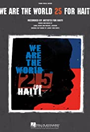 We Are the World 25 for Haiti Poster