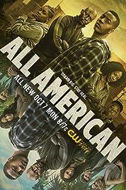 All American - Season 3 (2021) poster