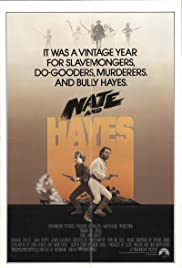 Nate and Hayes (1983) Poster - Movie Forum, Cast, Reviews
