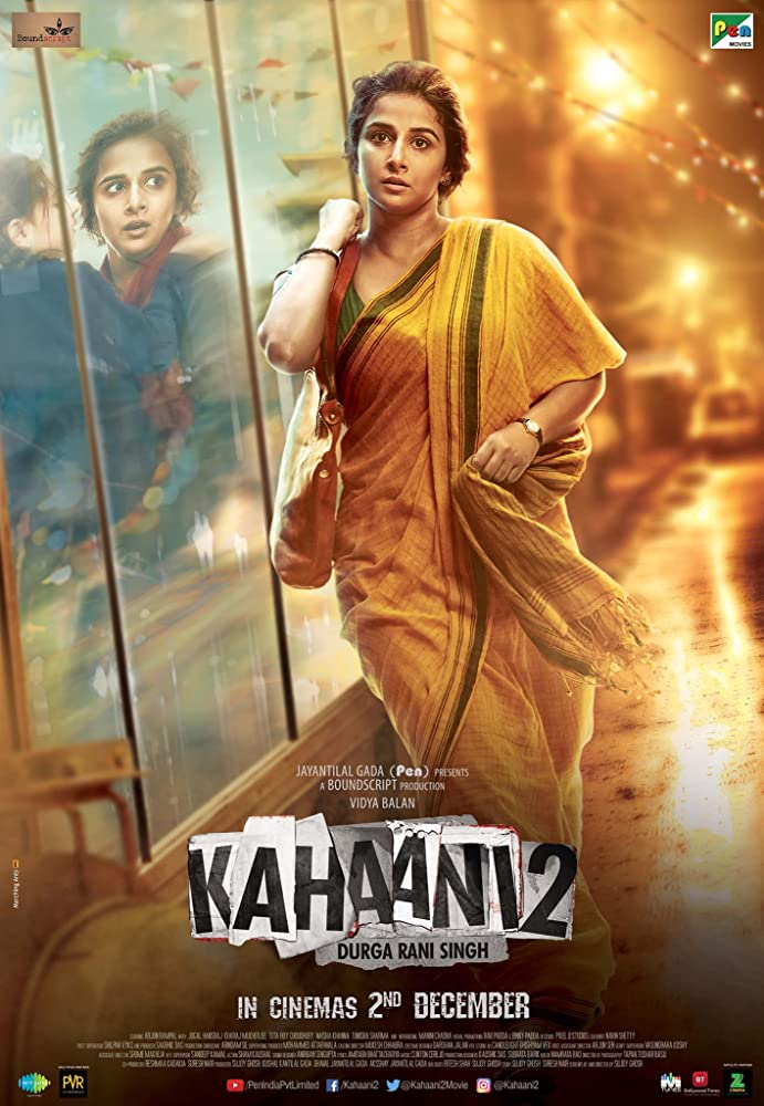 Kahaani 2 2016 720p HEVC WEB-DL x265 800MB
