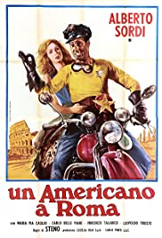 An American in Rome Poster
