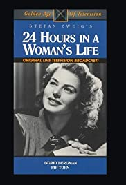 Twenty-Four Hours in a Woman's Life Poster