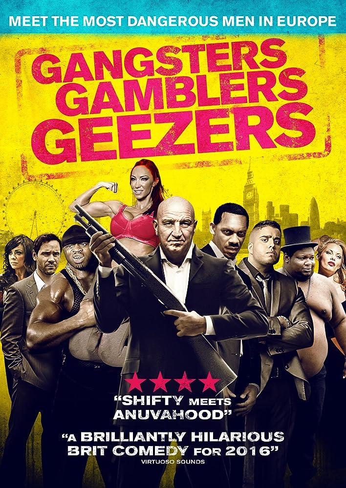 Gangsters Gamblers Geezers 2016 DVDRip 500MB