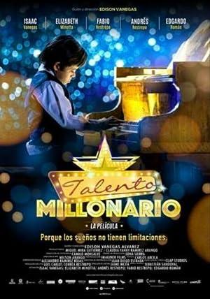Talento Millonario Poster