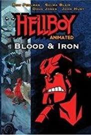 Hellboy Animated: Blood and Iron (2007) Poster - Movie Forum, Cast, Reviews