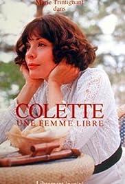 Colette, une femme libre Poster
