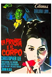 The Whip and the Body (1963) Poster - Movie Forum, Cast, Reviews