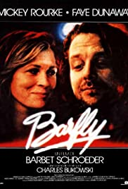 Barfly (1987) Poster - Movie Forum, Cast, Reviews