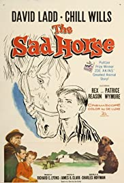 The Sad Horse Poster