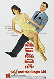 Sex and the Single Girl (1964) Poster - Movie Forum, Cast, Reviews
