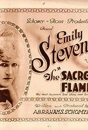 The Sacred Flame Poster