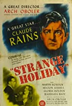 Strange Holiday