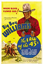 The Law of 45's Poster