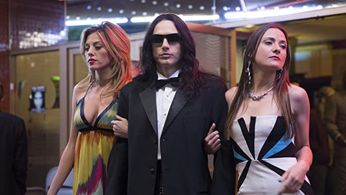 Oscar Nominations Snubs and Surprises: James Franco in 'The Disaster Artist' (2017)