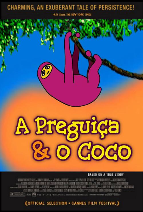 A Preguiça E O Coco