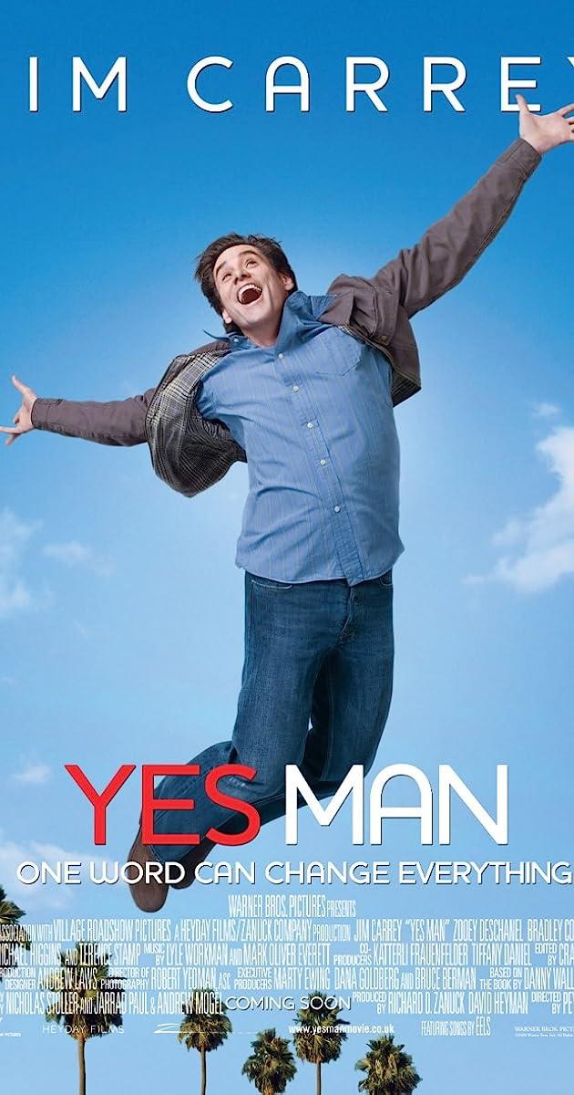 """Jis sako """"Taip!"""" / Yes Man (2008) Online"""