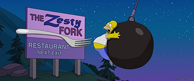 The Simpsons Movie (2007)