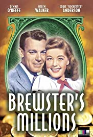 Brewster's Millions (1945) Poster - Movie Forum, Cast, Reviews