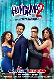 Hungama 2 (2021) poster