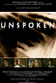 Unspoken Poster