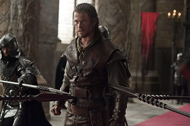 Still of Chris Hemsworth in Snow White and the Huntsman
