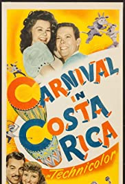 Carnival in Costa Rica (1947) Poster - Movie Forum, Cast, Reviews