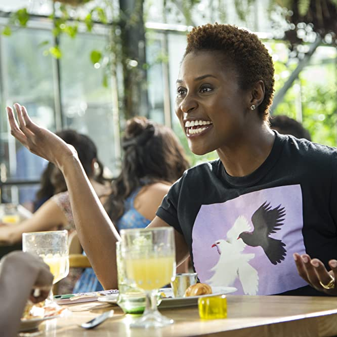 Issa Rae in Insecure (2016)