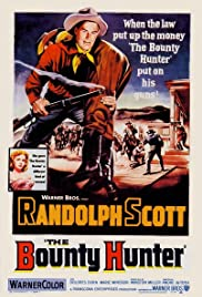 The Bounty Hunter (1954) Poster - Movie Forum, Cast, Reviews