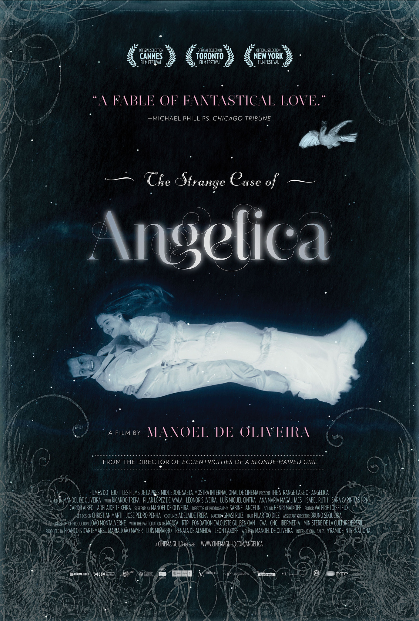 Image O Estranho Caso de Angélica Watch Full Movie Free Online