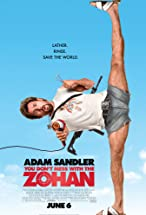 Primary image for You Don't Mess with the Zohan
