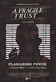 A Fragile Trust: Plagiarism, Power, and Jayson Blair at the New York Times Poster