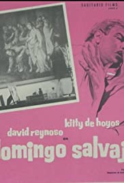 Domingo salvaje Poster