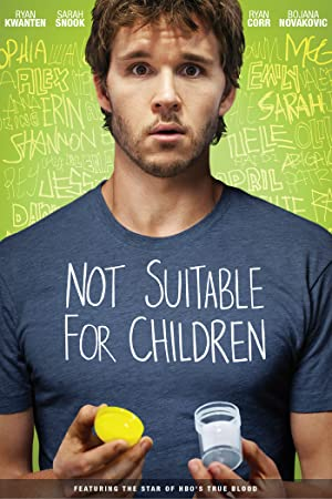Not Suitable for Children poster