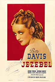 Jezebel (1938) Poster - Movie Forum, Cast, Reviews