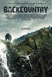 Backcountry (2014) Poster - Movie Forum, Cast, Reviews