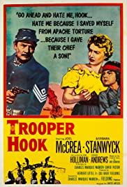 Trooper Hook (1957) Poster - Movie Forum, Cast, Reviews