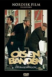 Olsen-banden (1968) Poster - Movie Forum, Cast, Reviews