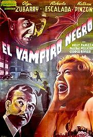 El vampiro negro Poster