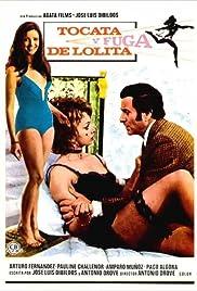 Tocata y fuga de Lolita Poster