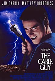 The Cable Guy (1996) Poster - Movie Forum, Cast, Reviews
