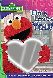 Sesame Street: Elmo Loves You Poster