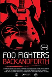 Foo Fighters: Back and Forth Poster