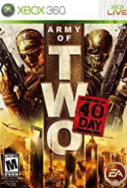Army of Two: The 40th Day (2010) Poster - Movie Forum, Cast, Reviews