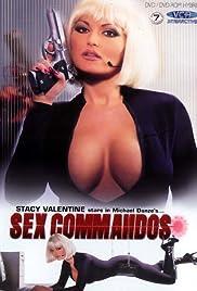 Sex Commandos Poster