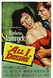 All I Desire Poster