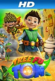 Tree Fu Tom Poster - TV Show Forum, Cast, Reviews