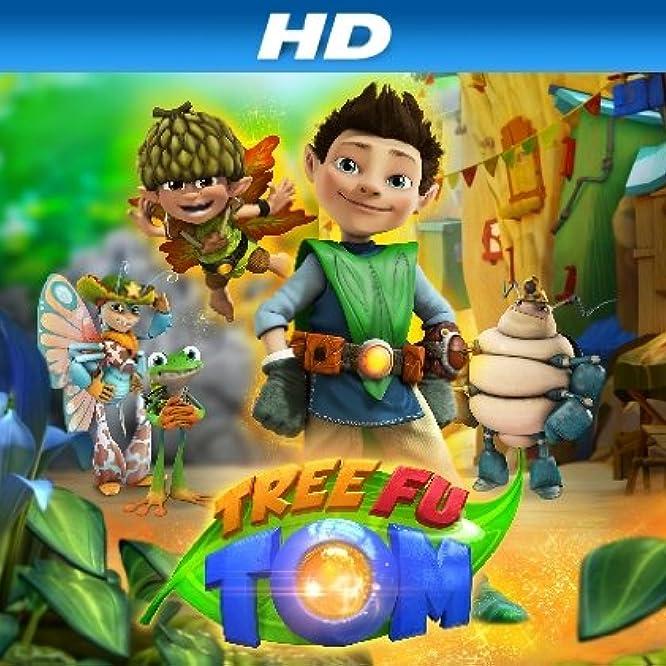 Tree Fu Tom (2012)