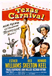 Texas Carnival (1951) Poster - Movie Forum, Cast, Reviews