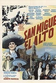 San Miguel el alto Poster